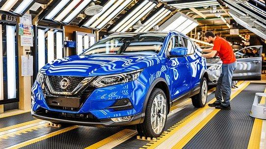 Ниссан Кашкай 2019: новый кузов и увеличение цены