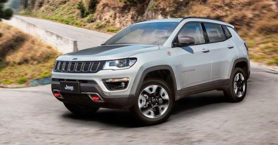 Состоялась премьера нового кроссовера Jeep Compass