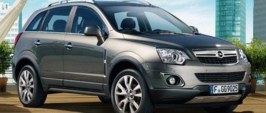 Opel Antara: отзывы, цена и характеристики кроссовера