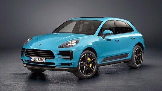Porsche Macan 2018-2019: что нового?