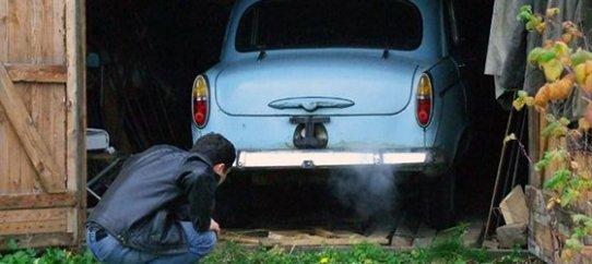 Прекратите прогревать двигатель автомобиля
