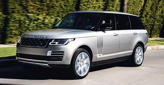 Range Rover SVAutobiography получил обновления