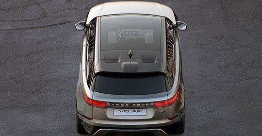 Range Rover Velar новый кроссовер компании