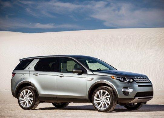 Range Rover Sport 2015 фото