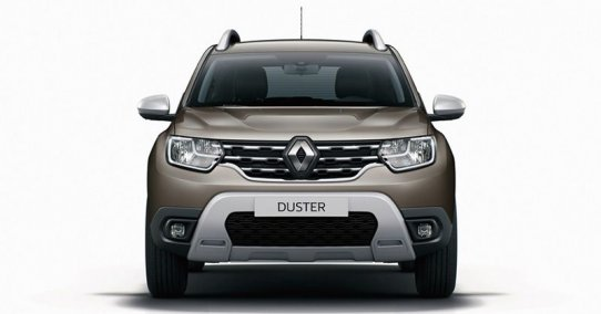 Фото нового Renault Duster 2018