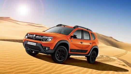 Renault Duster Dakar 2018: фото, цена и дата выхода в России