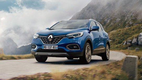 Новый Renault Kadjar 2018-2019 модельного года