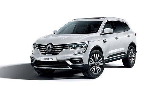 Renault Koleos 2019 подвергся легкому рестайлингу