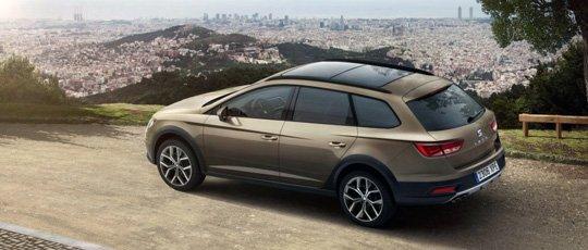 Seat Leon X-Perience: цена, характеристики