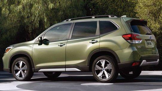 Subaru Forester 2018: цены и начало продаж в России