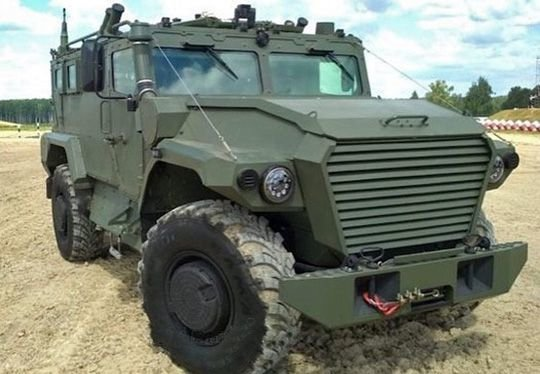 Тигр Next: бронеавтомобиль второго поколения