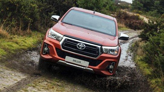 Toyota Hilux Exсlusive: доступен для заказа в России