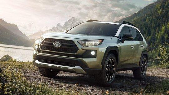 Toyota RAV4 (2019-2020): фото, характеристики и стоимость