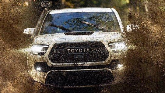 Новая Тойота Такома (2019-2020): фото, обзор характеристик и видео