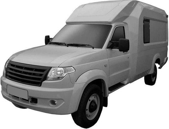 УАЗ-1288: смесь Профи и Буханки