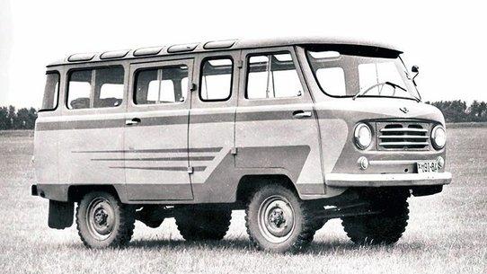 УАЗ-450-452 буханка: 60 лет на конвеере