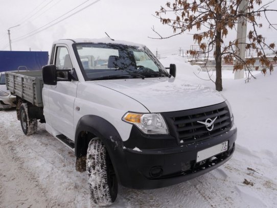УАЗ Карго (Профи): фото нового грузовичка