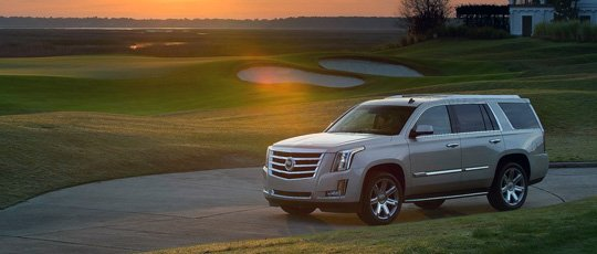 В Питере стартовало производство Cadillac Escalade