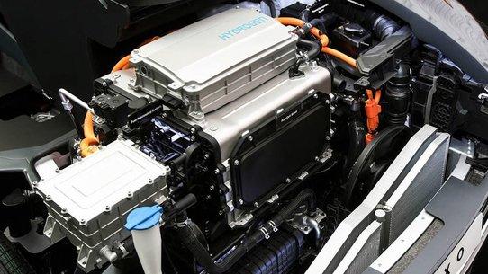 Принцип работы водородного двигателя для автомобиля