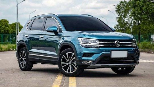 Volkswagen Tarek: цена, обзор характеристик, фото и даты выхода