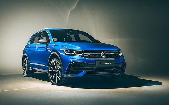 Volkswagen Tiguan 2020: новая внешка и новые версии