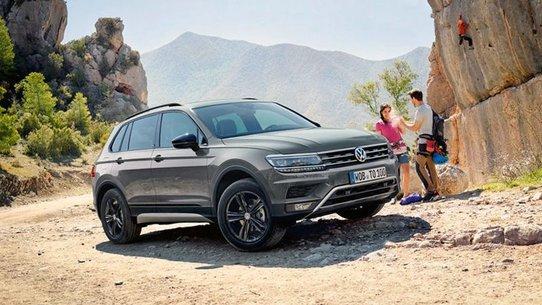 Volkswagen Tiguan Offroad: характеристики и цена в России