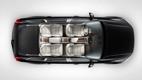 Volvo XC90 Excellence в России от 8 510 000 рублей