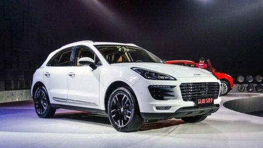 В 2019 Zotye SR9 можно будет купить в России