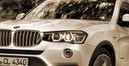Новый BMW X3 увидит свет в 2017 году