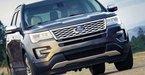 Ford показал обновленный Explorer 2015