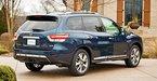 Гибридный Nissan Pathfinder больше не будет продаваться