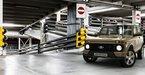 Lada 4x4 Urban покоряет Европу
