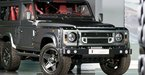 Land Rover Defender трансформируется в шестиколесного монстра