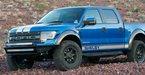 Новый тюнинг-пакет для пикапа Ford F-150 от ателье Shelby