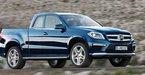 Пикап от Mercedes-Benz готовится к покорению автомобильного мира