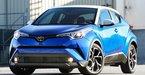Toyota C-HR можно будет купить в России
