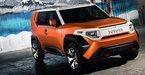 Toyota FT-4X Concept: фото и описание