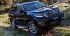 Toyota Land Cruiser Prado 2018: цены и старт продаж в России