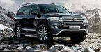 Toyota Land Cruiser 200 Executive добрались до России