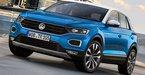 Дождались, Volkswagen T-Roc выходит в продажу в ноябре