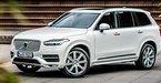 Volvo приняли решение отозвать 413 внедорожников XC90 2015