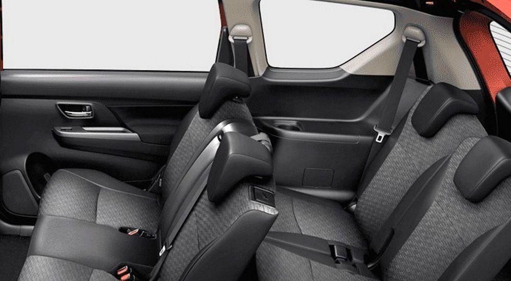 Интерьер Suzuki XL7 2020