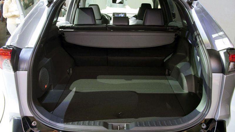 Багажник Тойота РАВ 4 2020