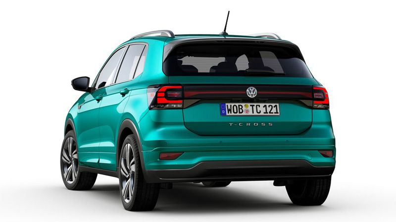 Кроссовер Volkswagen T-Cross