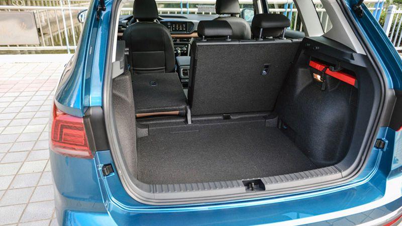 Багажник Volkswagen Tharu