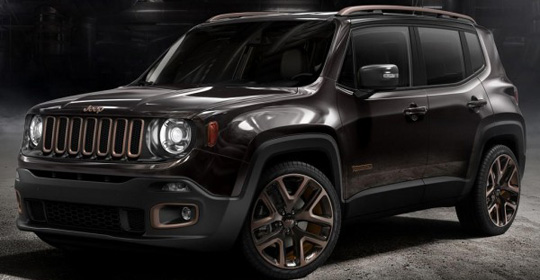 Jeep Renegade цена