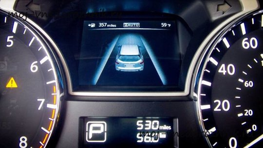 Система Lane Departure Warning