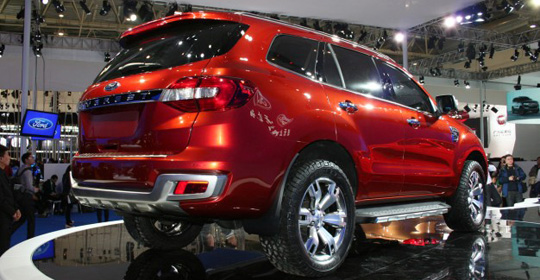 Ford Everest купить