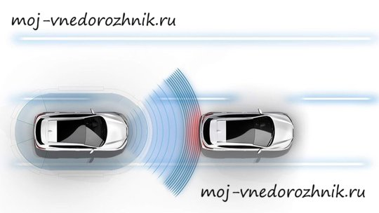 Система Forward Emergency Braking